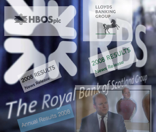 RBS HBOS LLoyds