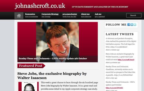 Www.johnashcroft.co.uk